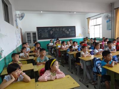 新生规范教育展示 -天津市静海三小